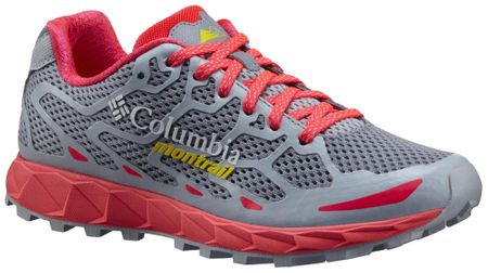 Columbia Rogue F.K.T Grey, Red 39,5