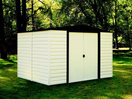 Arrow záhradný domček ARROW VINYL DALLAS 108