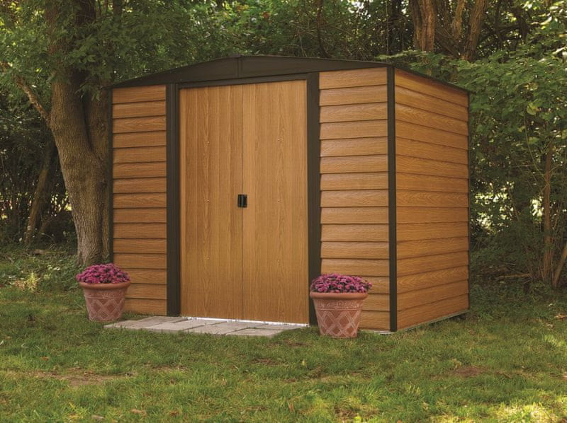 Arrow zahradní domek ARROW EURO DALLAS 65
