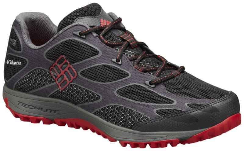 Columbia Conspiracy IV Grey Outdry Black Red 42