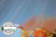 LanitPlast Trapézové plexisklo Highlux síla 1,8 mm čirý