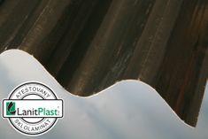 LanitPlast Sklolaminát vlna 94/35 síla 0,71 mm, zelená