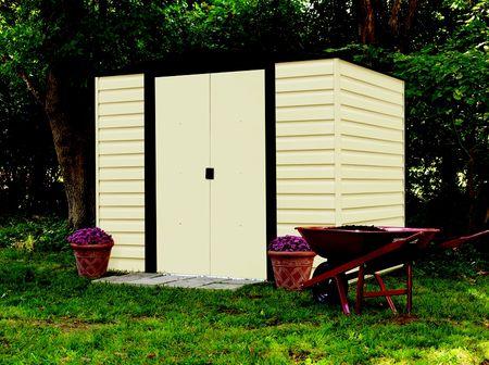 Arrow záhradný domček ARROW VINYL DALLAS 86