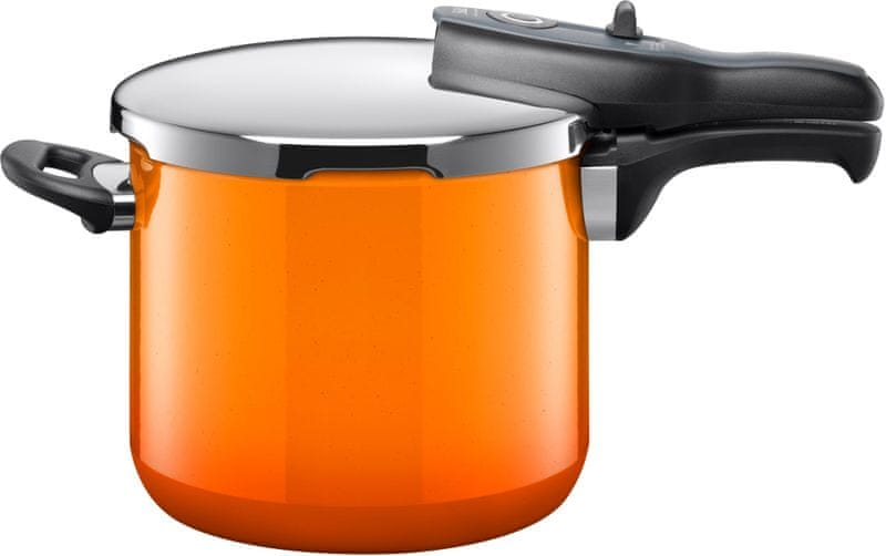 Silit Sicomatic t-plus 6,5 l Passion Orange