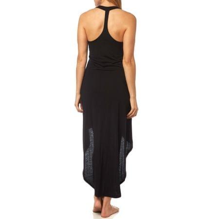 FOX dámské šaty Mapped L čierna  3af243a790