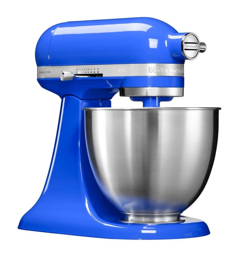 KitchenAid kuchyňský robot 5KSM3311XETB - zánovní