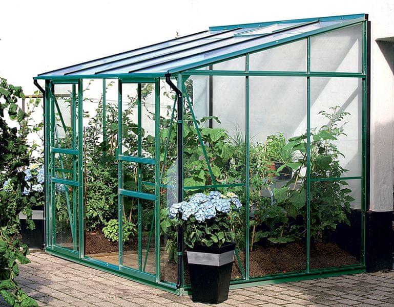 VITAVIA skleník VITAVIA IDA 5200 PC 6 mm zelený