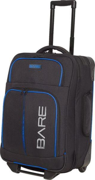 BARE Kufr CARRY ON - palubní zavazadlo na kolečkách, BARE