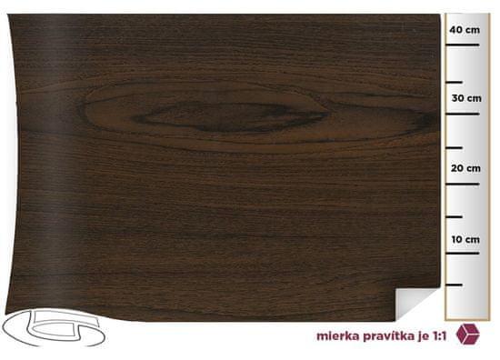 Patifix Samolepiace fólie 92-3910 ORECH - šírka 90 cm