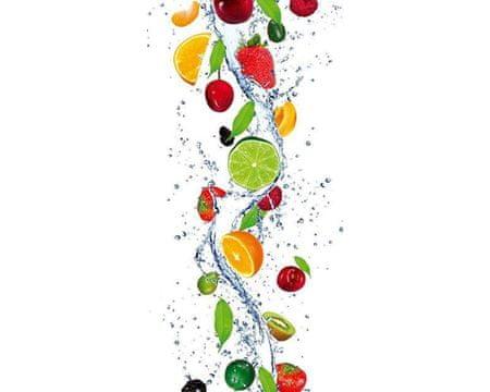 Dimex Fototapeta S-497 Ovocie vo vode 110 x 220 cm