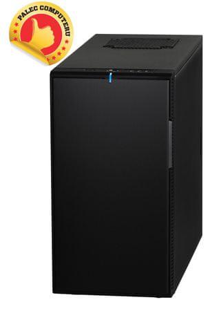Fractal Design Define Mini Számítógépház, Fekete