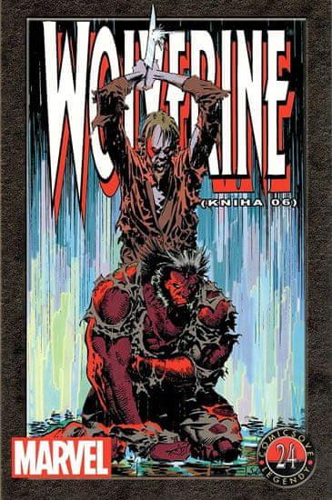 Hama Larry, Silvestri Marc: Wolverine (Kniha 06) - Comicsové legendy 24