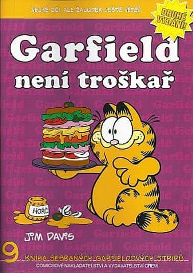 Davis Jim: Garfield není troškař (č.9) - 2. vydání