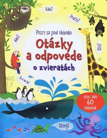 autor neuvedený: Pozri sa pod okienko, Otázky a odpovede o zvieratách