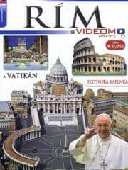 autor neuvedený: Rím a Vatikán -  s videom online