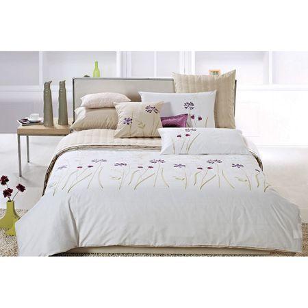 Vitapur bombažno-satenasta posteljnina Anna, 140 x 220 + 50 x 70 cm