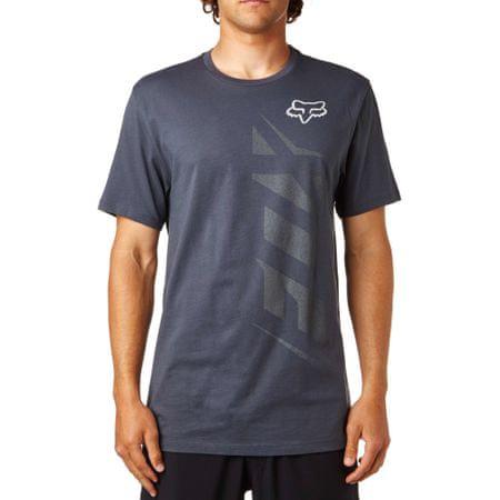 2be1b2e0a4 FOX férfi póló Scaled Ss Premium S sötétszürke | MALL.HU