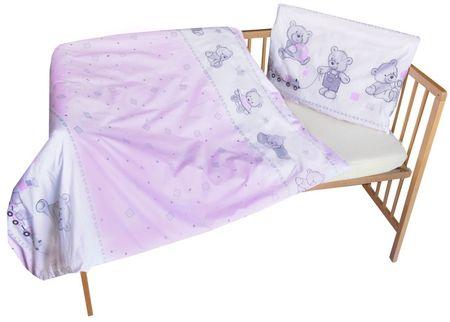 COSING Dwuczęściowy komplet pościeli Comfort, różowy