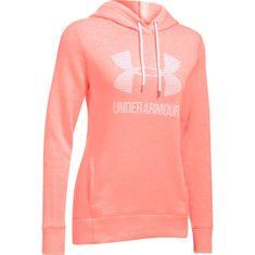 Under Armour ženska jopa Favourite Fleece Sportstyle, oranžna