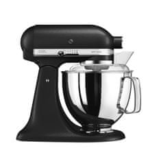 KitchenAid kuhinjski robot Artisan 5KSM175PSEBK, Cast Iron Black