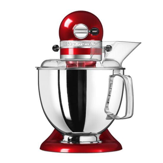 KitchenAid 5KSM175PSECA Artisan kuhinjski robot, 4,8 l, Candy Apple