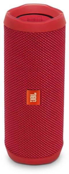 JBL Flip 4, červená