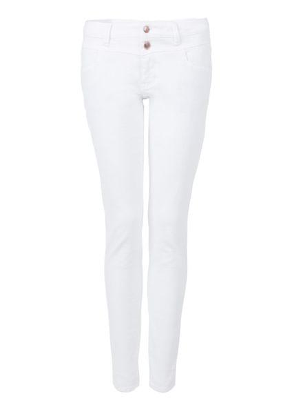 s.Oliver dámské kalhoty 34/30 bílá