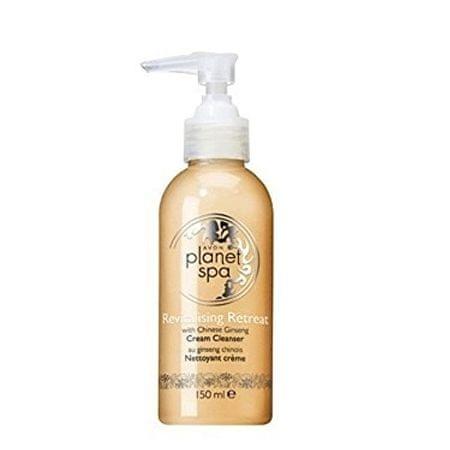 Avon Revitalizační pleťový čisticí krém s výtažky z ženšenu pravého Planet Spa (Revitalising Retreat Crea