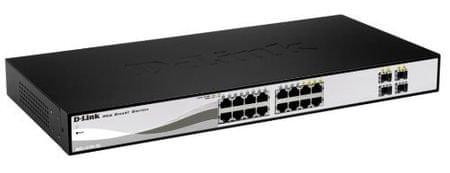 D-Link 16-port stikalo gigabit SWITCH (DGS-1210-16)