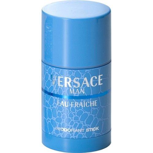 Versace Eau Fraiche Man - tuhý deodorant 75 ml