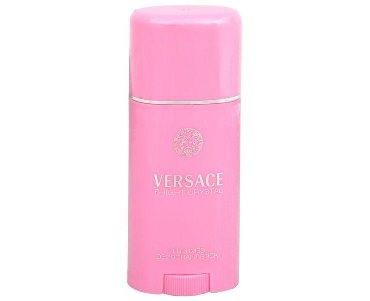 Versace Bright Crystal - tuhý deodorant 50 ml