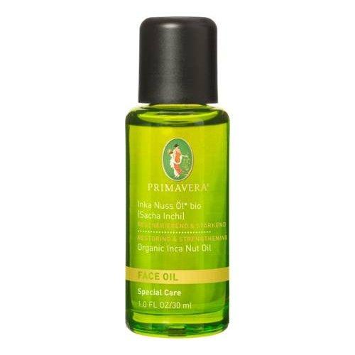 Primavera Pleťový olej Oříšek Inků (Organic Inca Nut Oil) 30 ml