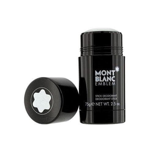 Mont Blanc Emblem - tuhý deodorant 75 ml