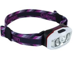 Coleman CHT+100 BatteryLock™ Headlamp 3AAA Purple