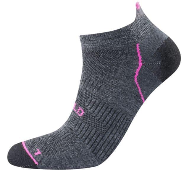 Devold Energy Low Woman Sock Dark Grey XS (35-3