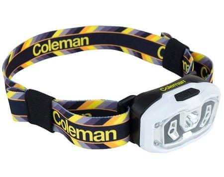 Coleman czołówka CHT+100 BatteryLock™ Headlamp 3AAA Lemon