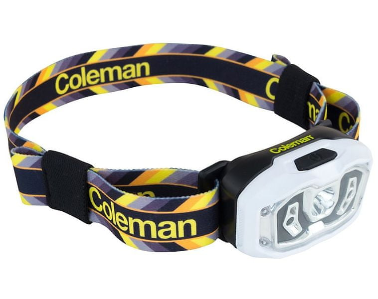 Coleman CHT+100 BatteryLock™ Headlamp 3AAA Lemon
