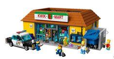 LEGO® Simpsons 71016 Kwik-E-Mart
