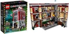 LEGO® Ghostbusters 75827 vatrogasna postaja