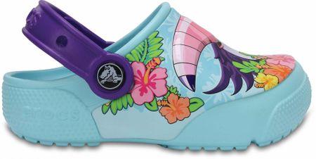 Crocs otroški čevlji FunLab, modri, 32 - 33