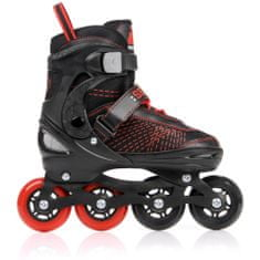 Meteor rolki Sector red