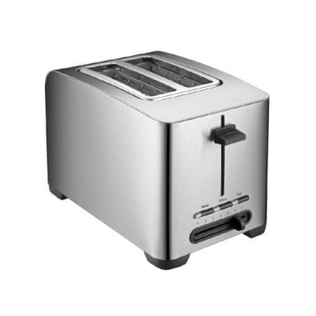 Tristar toaster iz nerjavečega jekla BR-2139
