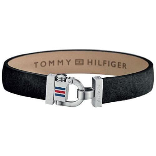 Tommy Hilfiger Kožený náramek TH2700767