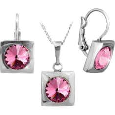 MHM Souprava šperků Dafné Light Rose 34231