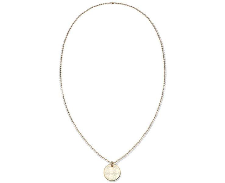 Tommy Hilfiger Pozlacený náhrdelník TH2700802