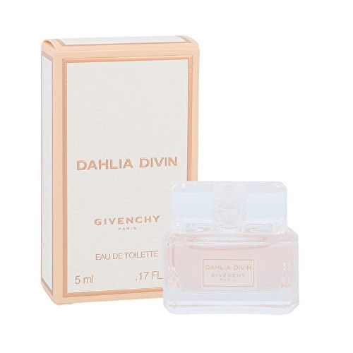 Givenchy Dahlia Divin - miniatura EDT 5 ml