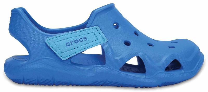 Crocs Swiftwater Wave Kids Ocean 24-25