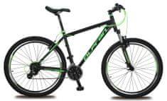 """Olpran gorsko kolo Extreme 27.5"""", črno/zeleno"""