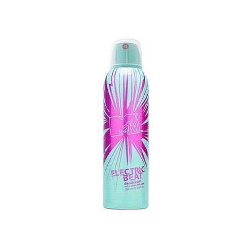 MTV Electric Beat deodorant ve spreji 200 ml