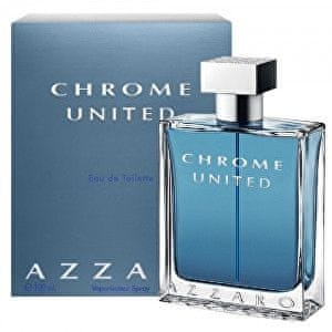 Azzaro Chrome United - EDT 50 ml